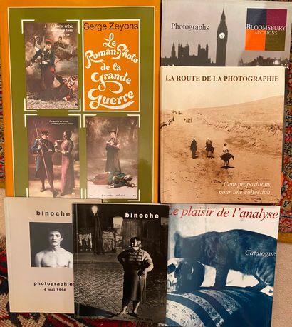 [Bibliographie Cartes postales et Photographie]...