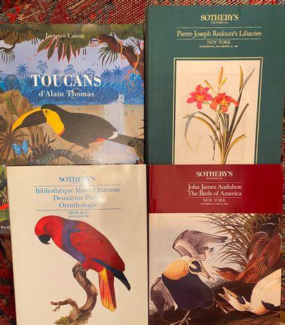 [Bibliographie Sciences Naturelles] Lot de...