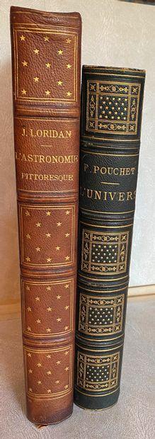 [Sciences] Lot de 2 ouvrages :  - Jules LORIDAN....