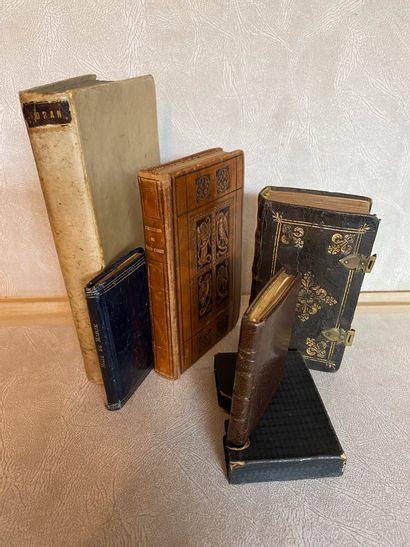 [Religion] Lot de 5 volumes dont :  - Le...