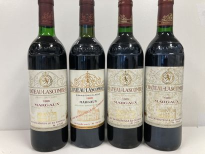 MARGAUX CHAT. LASCOMBES GC  ROUGE 75CL...