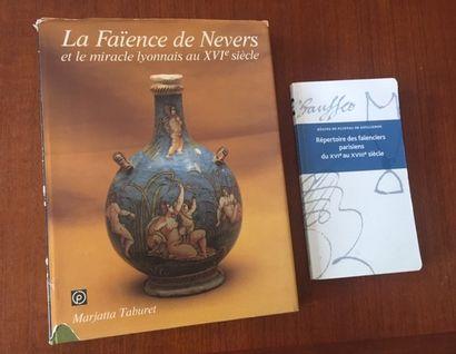 REPERTOIRE DES FAIENCIERS PARISIENS DU XVI°AU...