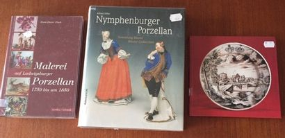 -MALEREI AUF LUDWIGSBURGER PORZELLAN 1759...