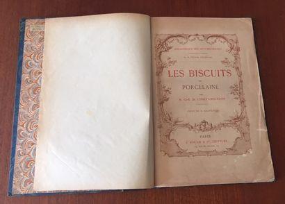 LES BISCUITS DE PORCELAINE. M.CH-E. De UJFALVY...