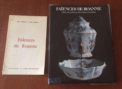 FAIENCES DE ROANNE. Histoire d'une recherche...