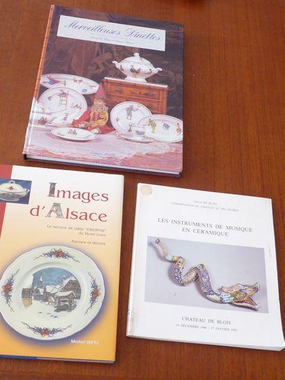 IMAGES D'ALSACE. Le service de table