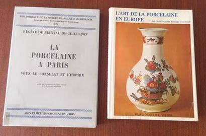 L'ART DE LA PORCELAINE EN EUROPE. Jan DIVIS/...