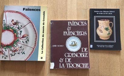 FAIENCES ET FAIENCIERS DE GRENOBLE ET DE...