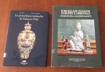 LE PORCELLANE TEDESCHE DI PALAZZO PITTI ;...