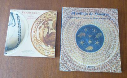 El reflejo de MANISES.   Ceramica hispano...