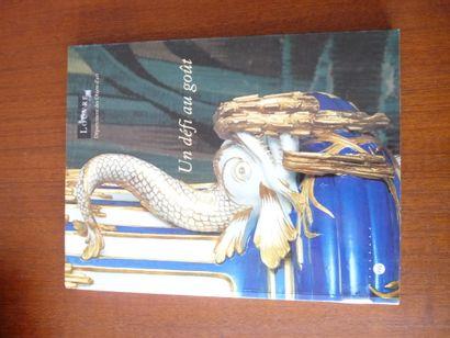UN DEFI AU GOUT. Pierre ENNES RMN Catalogue...