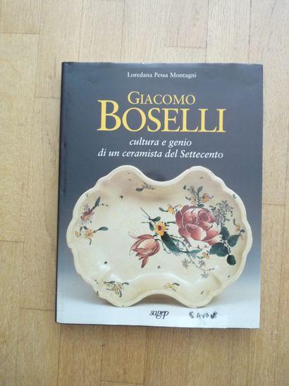 Giacomo BOSELLI Cultura e genio di un ceramista...