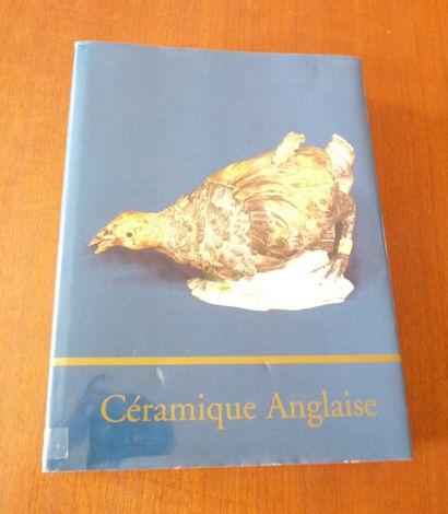 CERAMIQUE ANGLAISE.   Georges SAVAGE.  OFFICE...