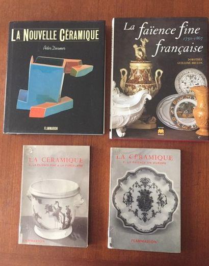 LA NOUVELLE CERAMIQUE. Peter Dormer. Editions...