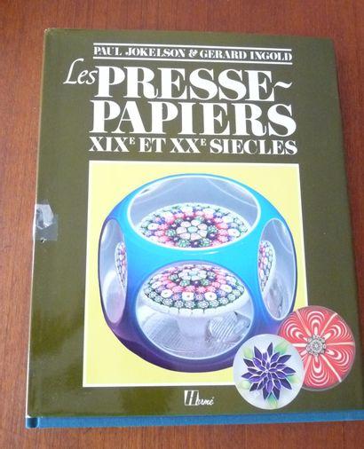 LES PRESSE PAPIERS XIX° et XX°SIECLES.  Paul...