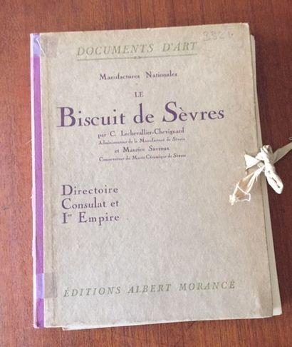 MANUFACTURES NATIONALES LE BISCUIT DE SEVRES....