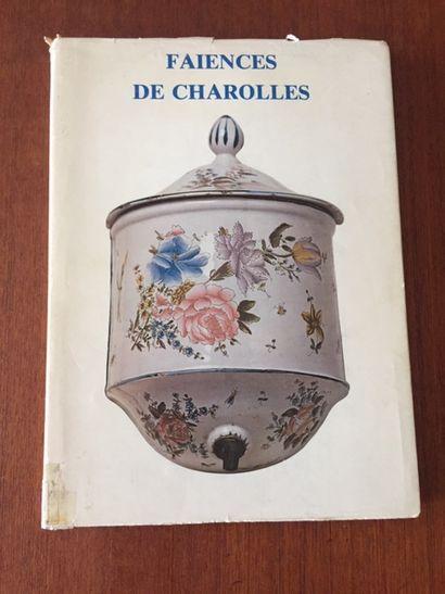 FAIENCES DE CHAROLLES. Marc PORTALLIER. ...
