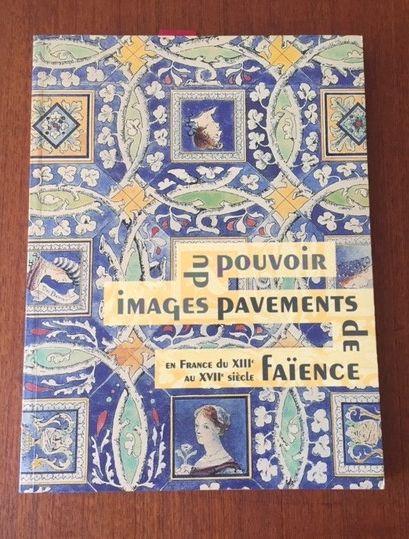IMAGES DU POUVOIR.PAVEMENTS DE FAIENCE EN...