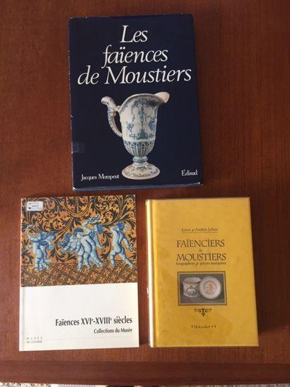 FAIENCIERS DE MOUSTIERS. Louis Et Andrée...