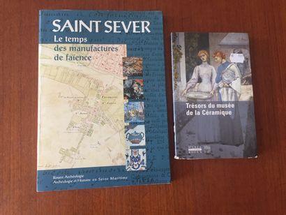 SAINT SEVER. LE TEMPS DES MANUFACTURES DE...