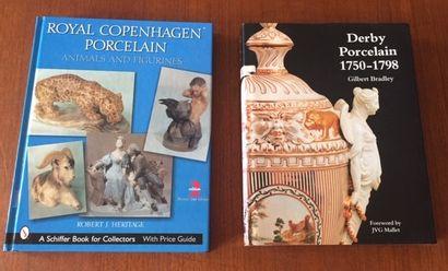 ROYAL COPENHAGEN PORCELAIN. ANIMALS ANS FIGURINES....