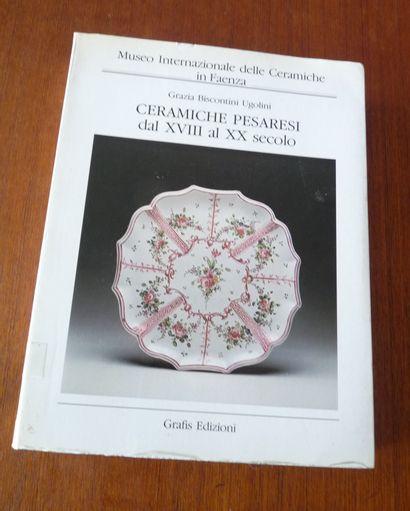 CERAMICHE PESARESI DAL XVIII al XX secolo....