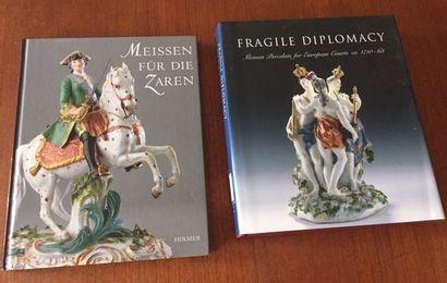 MEISSEN FÜR DIE ZAREN. Catalogue exposition...