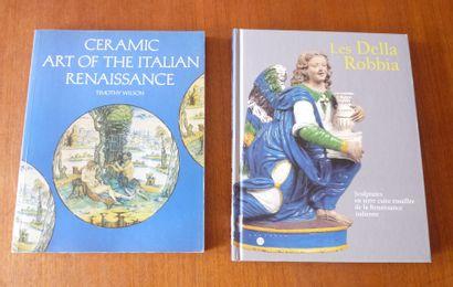 CERAMIC ART OF THE ITALIAN RENAISSANCE.  Timothy...