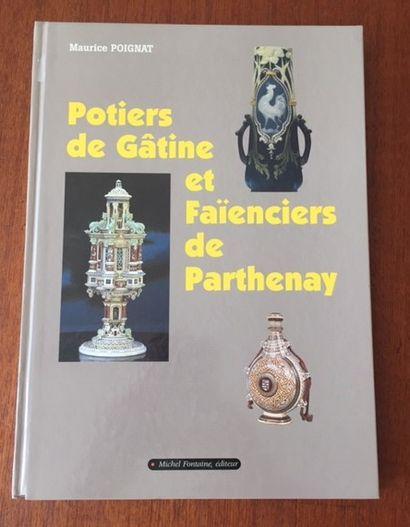 POTIERS DE GATINE ET FAIENCIERS DE PARTHENAY....
