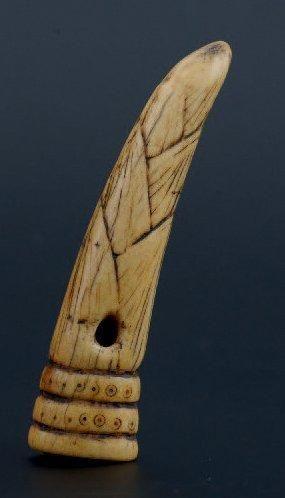 EMBOUT en forme de bourgeon de bambou Chine...