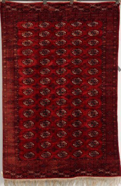 TEKKE-BOUKHARA (TURKMEN), VERS 1930/40