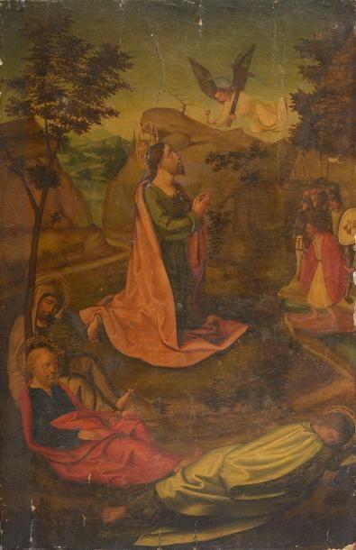 SANTA CRUZ (1504-1508), attribué à