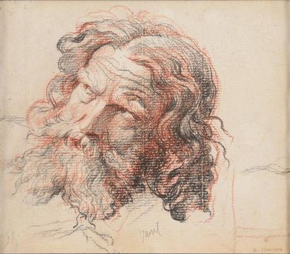 Karl Ernest Rodolphe Heinrich Salem dit Karl-Henri LEHMANN (Kiel, 1814 - Paris, 1882)