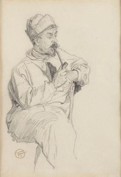 Lucien OTT (Paris, 1870 - Villeneuve Saint-Georges, 1927)