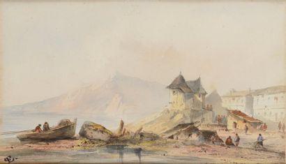 Édouard QUESNEL (Le Havre, 1842 - Paris, 1891)