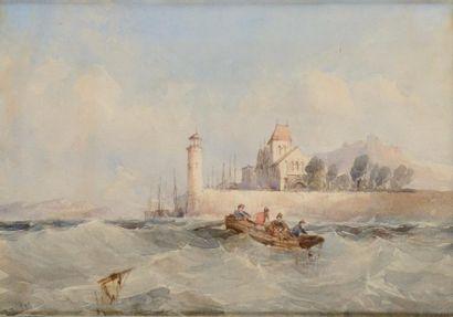 Edward TUCKER (vers 1825 - 1909)