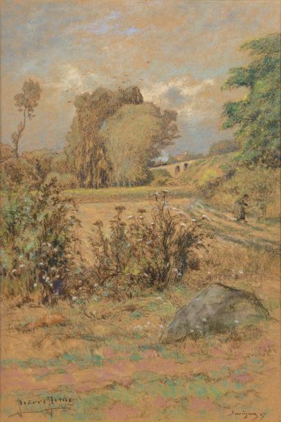 Pierre PRINS (Paris, 1838-1913)