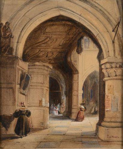 Pierre Balthazar dit Paul MARTIN (Digne-les-Bains, 1830 - 1903)