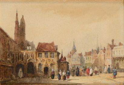 François Etienne VILLERET (Paris, 1800 - 1866)