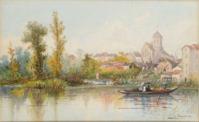 Louis Étienne TIMMERMANS (Bruxelles, 1846 - Paris, 1910)