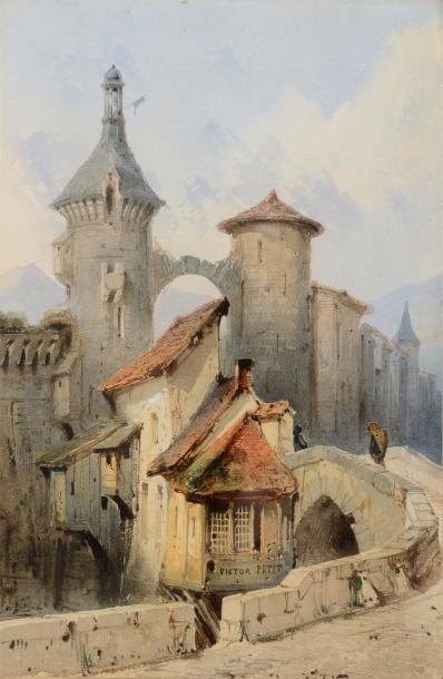 Victor PETIT (Troyes, 1817 - Aix-les-Bains, 1871)