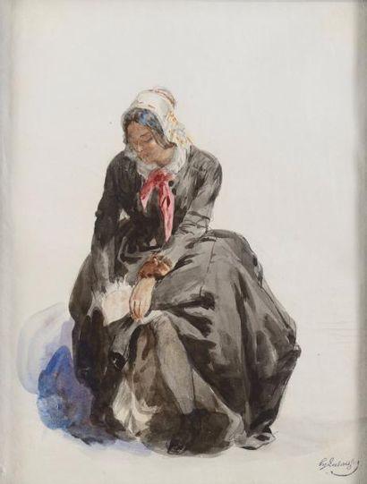 François-Hippolyte LALAISSE (Nancy, 1810 - 1884)