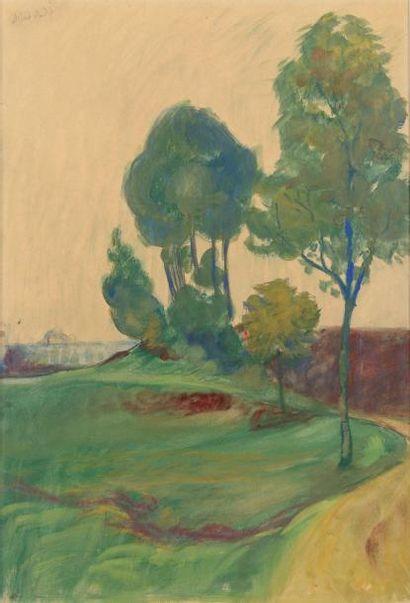 Albert André (Lyon, 1869 - Laudun, 1954)