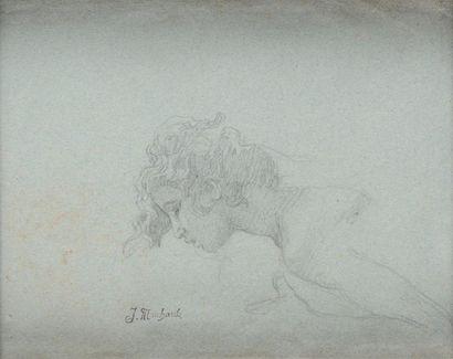 Jules MACHARD (Sampans, 1839 - Meudon, 1900)