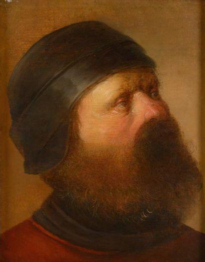 Jan VAN DE VENNE (Malines, avant 1600 - Bruxelles, avant 1651)
