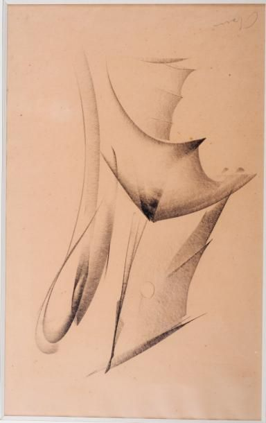 Jean Gabriel CHAUVIN (1889-1976)  Composition...