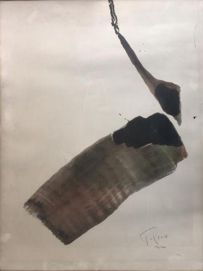 Pierre Tal-Coat (1905-1985)  Composition...