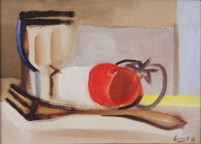 Youla CHAPOVAL (1919-1951)  Nature morte...