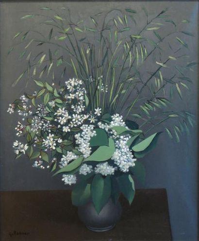 Georges ROHNER (1913-2000)   Bouquet de...