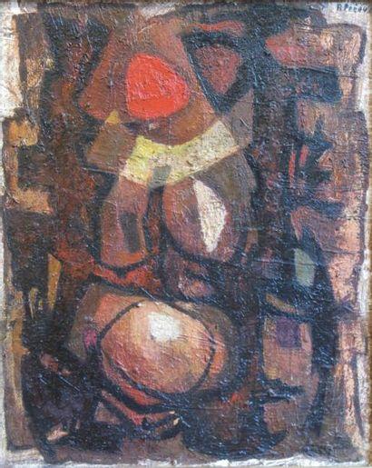 239B  Raymond PRÉAUX (1916-1997)   Marchande...